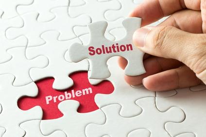 問題と解決