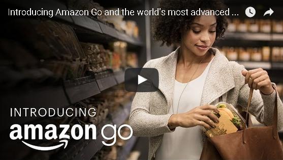 Amazon GO|Amazonがみているコンビニの未来とは?|そして、その決済から見えるネット市場、アフィリエイト市場の未来とは